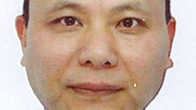 Anxiang Du c/o Northamptonshire Police