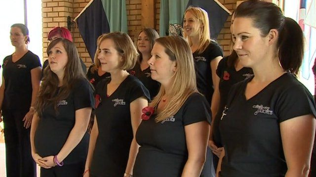 Wattisham Military Wives Choir