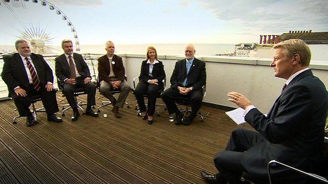 Sussex PCC candidates