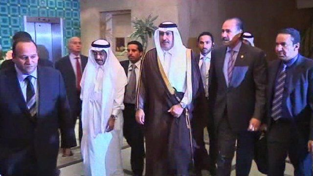 Members of The Arab League
