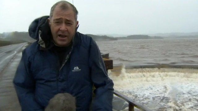 Jeremy Cooke reports from Chew Valley Lake