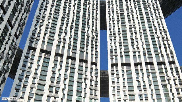 Pinnacle@Duxton building