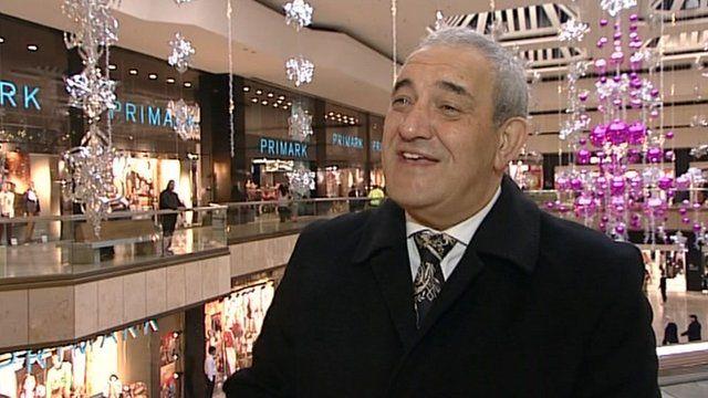 Peterborough City Council leader Councillor Marco Cereste