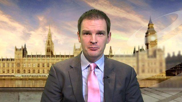 Dr Dan Poulter MP, Health Minister