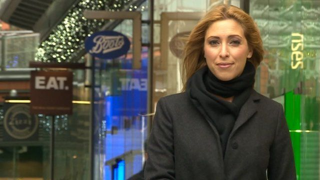 Kate Walsh on the High Street