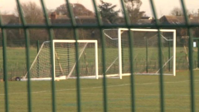 Colchester United's training ground at Tiptree