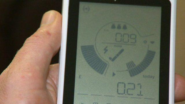 Energy monitor