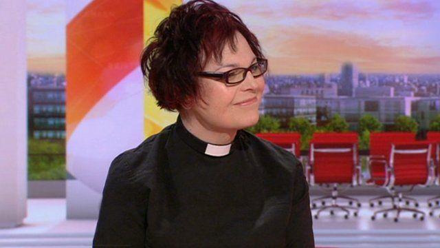Reverend Rachel Mann will be tweeting her sermon this year