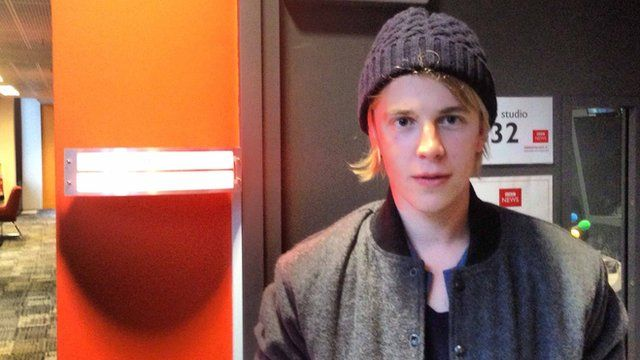 Tom Odell at BBC Radio 4