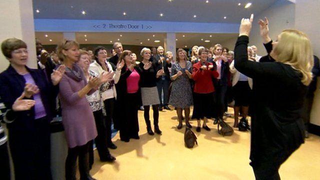 Rising Voices Choir Dorset