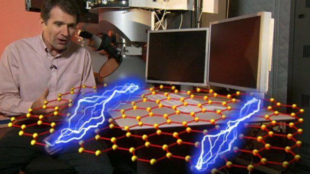 David Shukman explains graphene