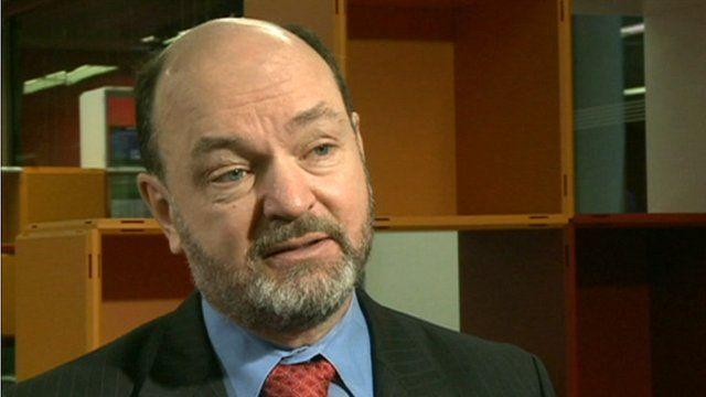 World Bank's Andrew Burns