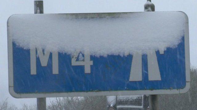 M4 sign