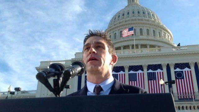 Richard Blanco at Capitol