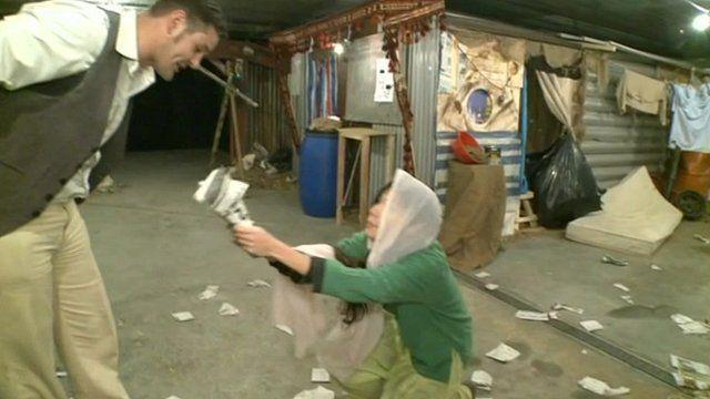 Hardship role-playing