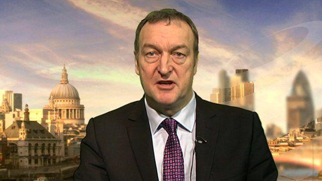 Mike Farrar, chief executive NHS Confederation
