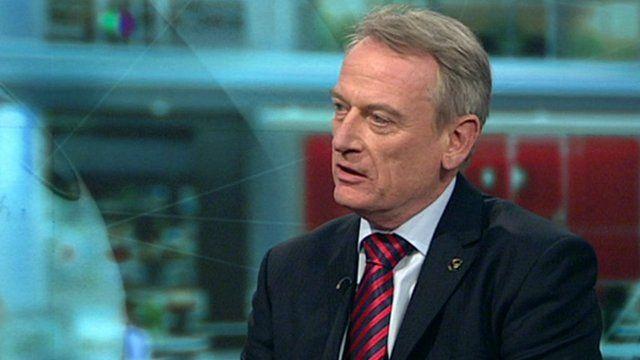 Banking analyst Chris Skinner