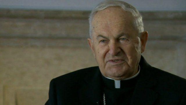 Cardinal Jozef Tomko