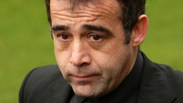 Coronation Street actor Michael Le Vell