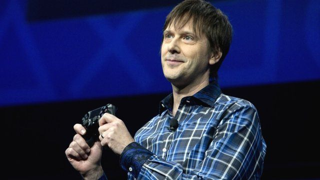 Mark Cerny, lead system architect for the Sony PlayStation 4