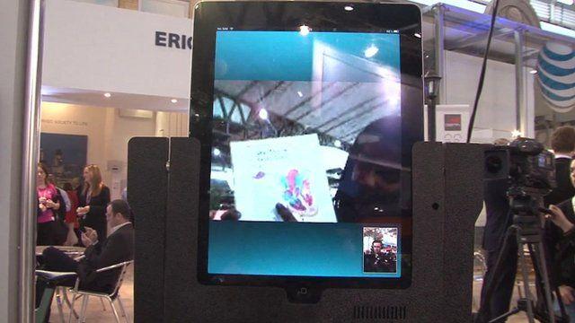 Mobile teacher product