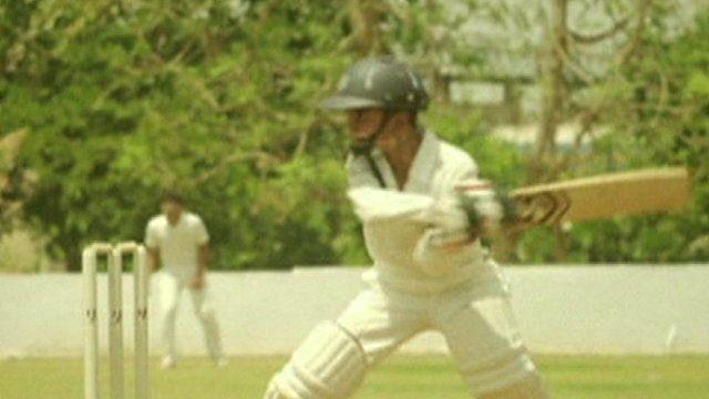 Cricketer in Kai Po Che