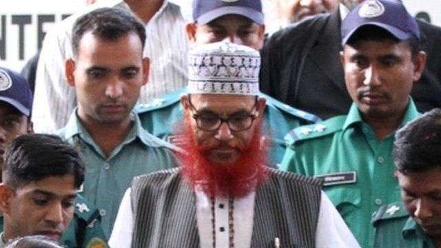 Delwar Hussain Sayedee's death sentence reduced to life imprisonment