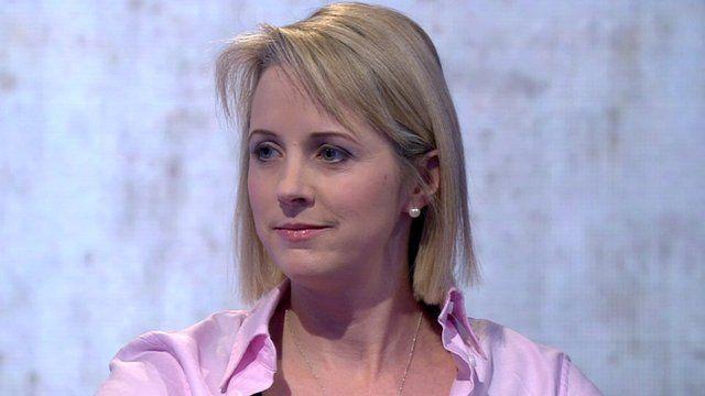 Sunday Times political editor Isabel Oakeshott