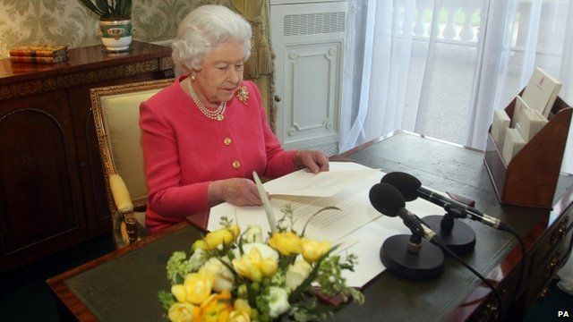 The Queen has delivered her annual Commonwealth Day message
