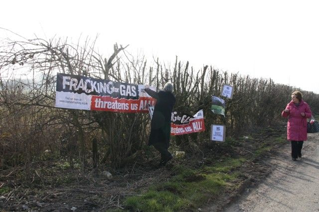 Fracking has attracted plenty of complaints from locals