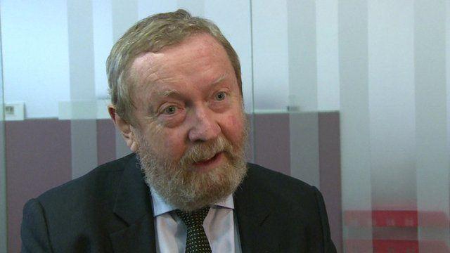 Sir John Beddington