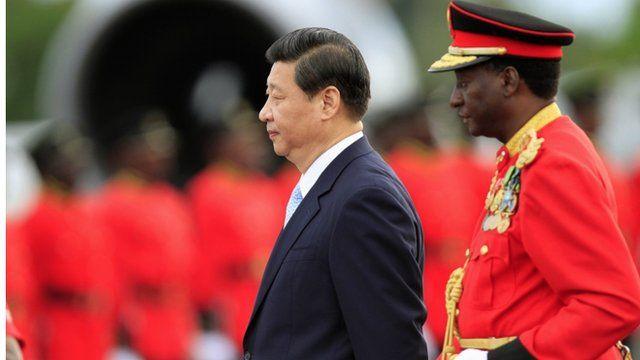 China president