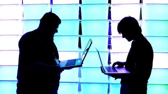Computer hackers
