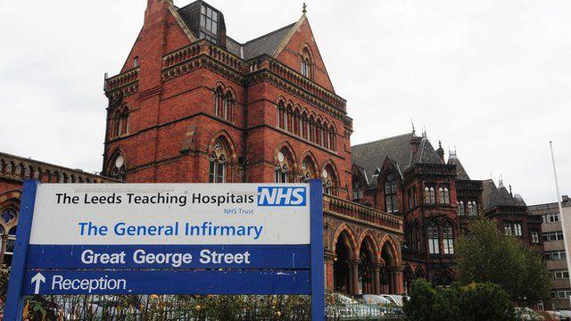 Leeds hospital