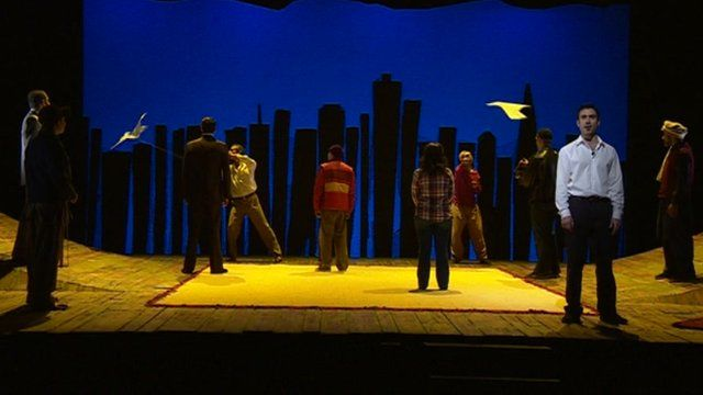 The Kite Runner is being staged in Nottingham at The Playhouse