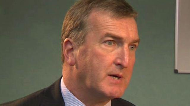 Det Supt Ian Mulcahey of Merseyside Police