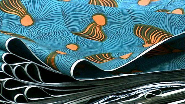 Dutch made fabric
