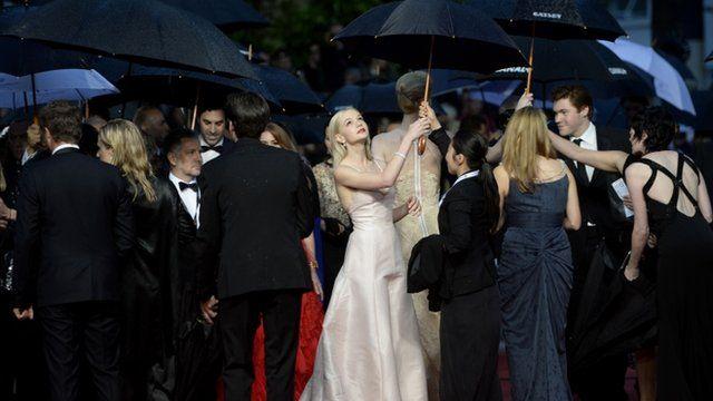 Carey Mulligan in Cannes
