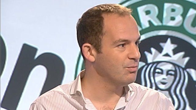 Martin Lewis