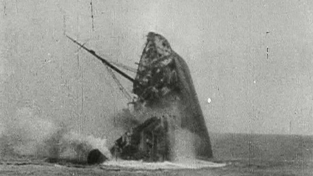 More than 5,000 cargo ships were sunk by German U-boats