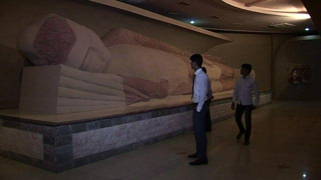Tajikistan National museum