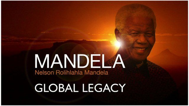 Mandela`s legacy around the world