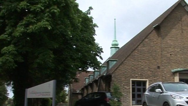 Woking church