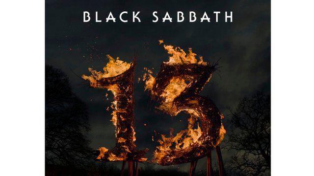 Black Sabbath 13 album cover
