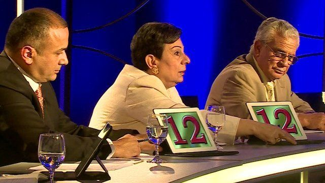 TV show judges