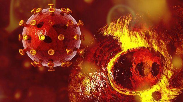 HIV virus