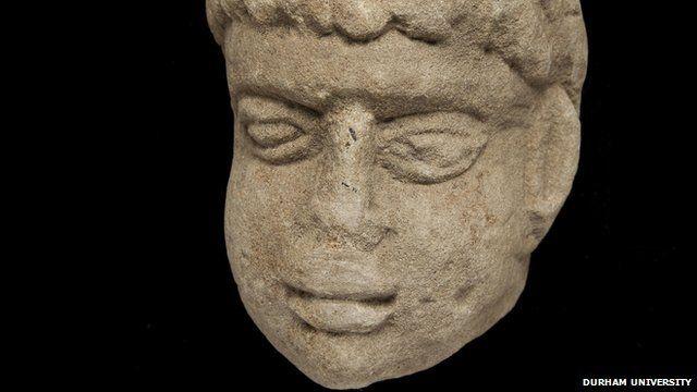 The Roman god