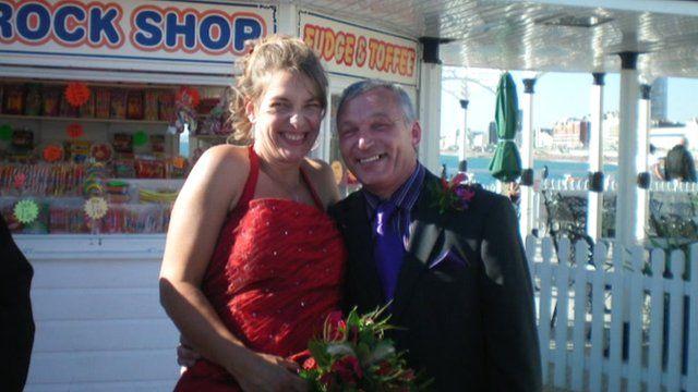 Hazel and Jay Preller