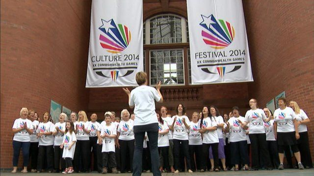 Launch of Culture 2014
