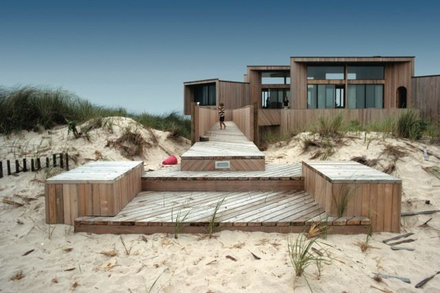 Home on Fire Island